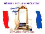 Bedava Kargo Seri Üretim Hürrem Dekoratif Ayaklı Büyük Boy Aynası Ucuz